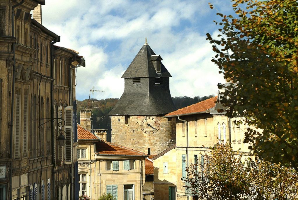 Côté Green - Gîte de groupe - Patrimoine -Meuse